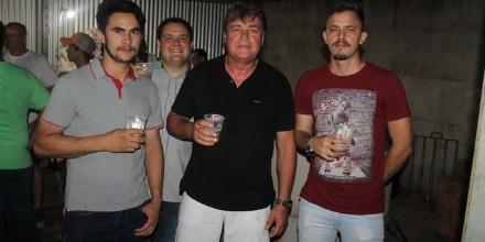 ANIVERSÁRIO DE 1 ANO GIRASSOL AUTO PEÇAS