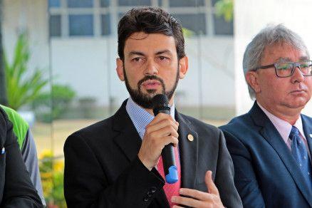 (Crédito: Alair Ribeiro/Mídia News)