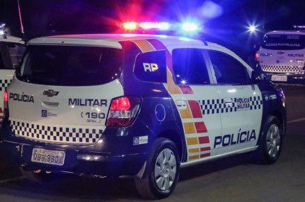 Suspeito foi detido em flagrante e autuado por lesão corporal (Crédito: Alair Ribeiro/MidiaNews)