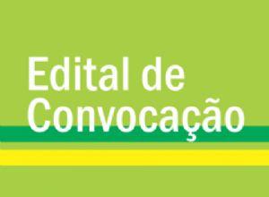 Edital de Convocação Prefeitura Municipal de Confresa. (Crédito: Agência da Notícia)