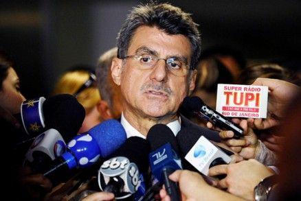 O presidente nacional do MDB, o ex-senador Romero Jucá (Crédito: Reprodução)
