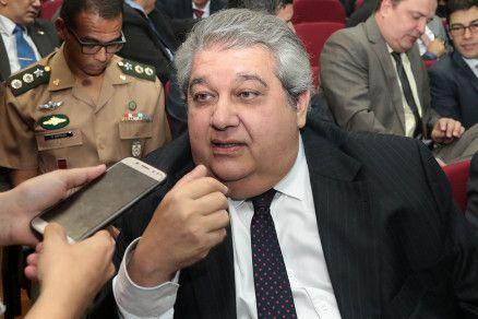 O ex-procurador-geral, Paulo Prado, que teria doado placa (Crédito: Alair Ribeiro/MidiaNews)
