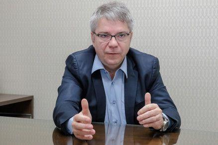 O conselheiro Luiz Henrique Lima, que reconheceu vantajosidade do plano (Crédito: Alair Ribeiro/MidiaNews)