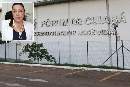 A juíza Ana Paula da Veiga Carlota Miranda, que condenou empresa a indenizar casal (Crédito: Reprodução)