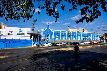 Hospital Estadual Santa Casa será inaugurado nesta terça-feira (23) (Crédito: Marcos Vergueiro/Secom)