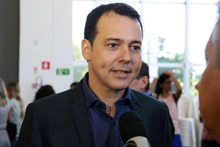 O deputado estadual Lúdio Cabral (PT): Partido precisa dialogar com outras siglas (Crédito: Reprodução)