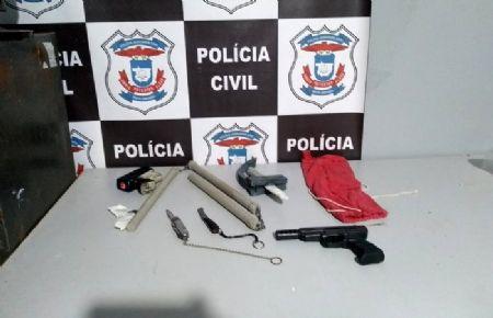 Aluno de Confresa é interrogado após denúncias de uma possível tentativa de massacre (Crédito: reprodução)