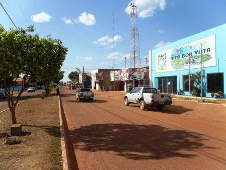 O município de Alto Boa Vista superou a média nacional (Crédito: Agência da Notícia)