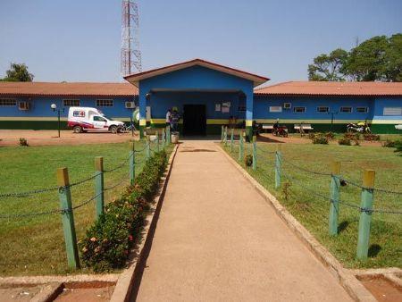 O caso ocorreu no Hospital Municipal de Confresa (Crédito: Agência da Notícia/Reprodução)