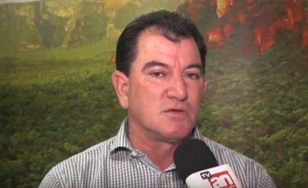 Ex-prefeito, Gaspar Domingos Lázari (Crédito: Agência da Notícia)