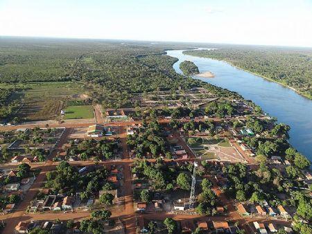 A disputa entre PT e PSL foi acirrada em Novo Santo Antônio (Crédito: Agência da Notícia/Reprodução)