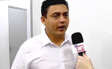 Prefeito de Confresa destacou os avanços e se mostra confiante para 2019 (Crédito: Agência da Notícia)
