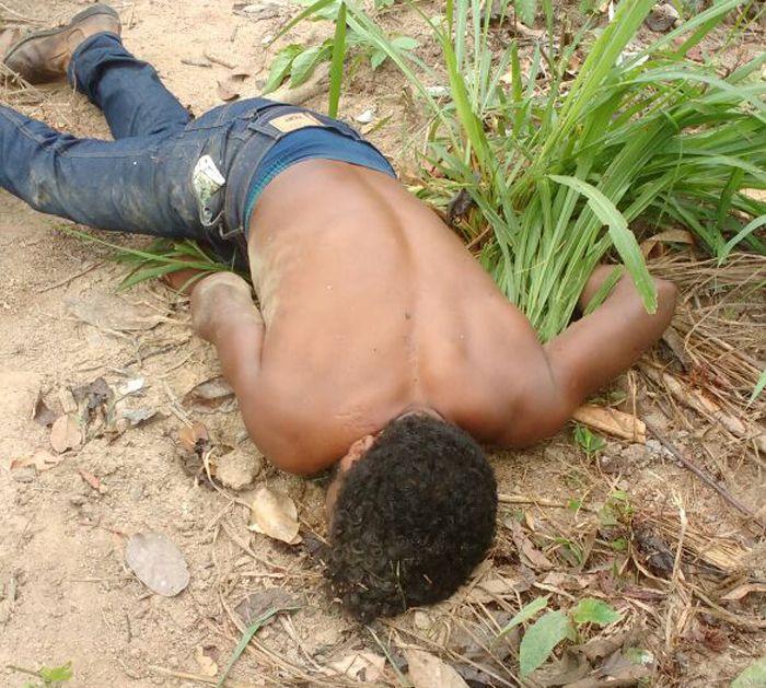 Paulo Tácio foi morto a tiros em uma fazenda do estado do Pará (Crédito: Agência da Notícia)