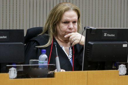 A desembargadora Maria Erotides Kneip, autora da decisão (Crédito: Reprodução)