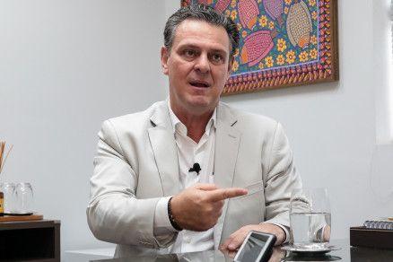O ex-vice-governador Carlos Fávaro disputará Senado, em caso de nova eleição (Crédito: Alair Ribeiro/MidiaNews)