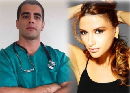Médico Denis Furtado tinha status e muitas seguidoras nas redes sociais e a bancária Lilian Calixto saiu de Cuiabá para fazer procedimento com ele no Rio (Crédito: Reprodução)