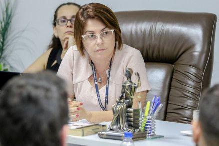 A coordenadora do Gaeco, promotora de Justiça Ana Cristina Bardusco (Crédito: Alair Ribeiro/Mídia News)