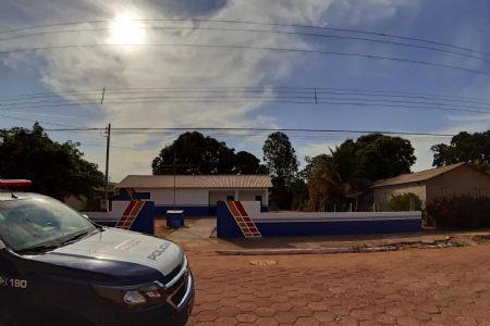 O caso foi atendido pela Polícia Militar do município de Luciar (Crédito: Agência da Notícia)
