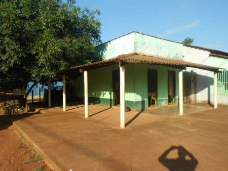 O bar onde ocorreu o fato fica localizado no bairro Vila Nova, no município de Confresa (Crédito: Agência da Notícia)