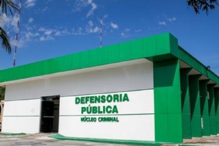 Defensoria Pública de Mato Grosso (Crédito: Defensoria Pública MT/Divulgação)