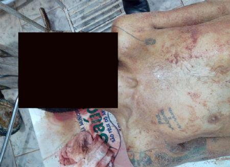"""A vítima era apontada como """"atravessador"""" de objetos furtados para Ilha do Bananal. (Crédito: Agência da Notícia)"""
