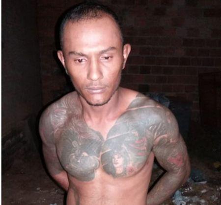 Suspeito preso em flagrante por tráfico de drogas (Crédito: Agência da Notícia)