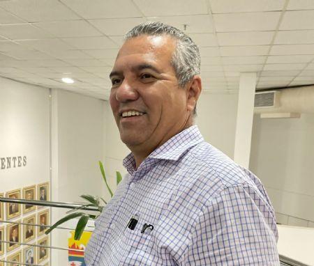 Ernando esteve recentemente em Cuiabá onde manteve conversas com o Presidente do PSB e Presidente da Assembleia Legislativa e também com o Senador Carlos Fávaro (Crédito: Agência da Notícia com Reprodução)