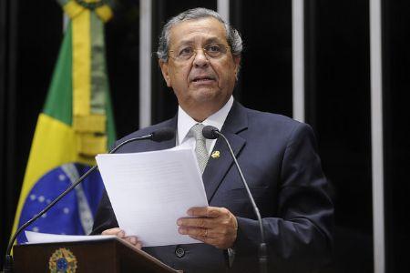 O senador por Mato Grosso Jayme Campos co (Crédito: Reprodução)