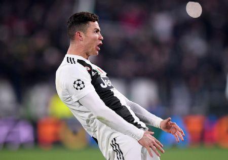 'Foi para isso que me contrataram', diz Cristiano Ronaldo após classificação da Juventus (Crédito: Reprodução)