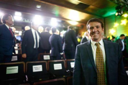 Juninho Paulista vai assumir o cargo deixado por Edu Gaspar (Crédito: Lívia Villas Boas/CBF)