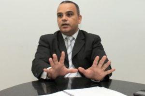 O auditor geral do Estado, José Alves, responsável também pela Corregedoria (Crédito: Reprodução)