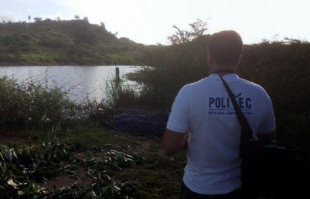 A Polícia Civil e a Politec estiveram presentes no local. (Crédito: reprodução)