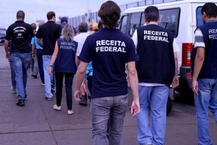Auditores da Receita Federal do Brasil (Crédito: Reprodução)