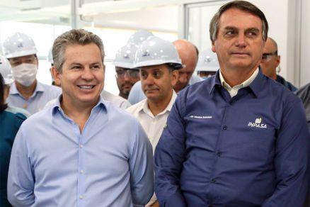 Governador fará reunião em Brasília nesta terça-feira e afirmou que irá tratar de infraestrutura (Crédito: Agência da Notícia)
