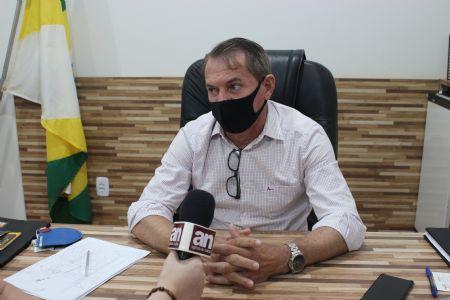 Prefeito reeleito Fernando Gorgen de Querência (Crédito: Agência da Notícia)
