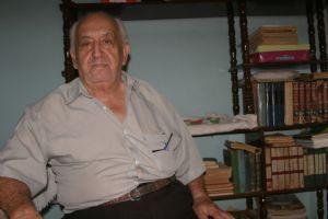 Dankmar Gunther é viúvo, tem 84 anos e registrou a história através de 14 livros de sua autoria. (Crédito: Agência da Notícia)