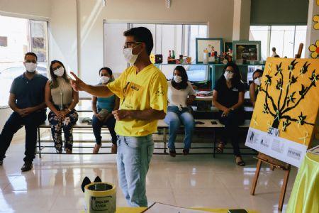 O principal objetivo da campanha do Setembro Amarelo é a conscientização sobre a prevenção do suicídio, buscando alertar a população a respeito da realidade da prática no Brasil e no mundo. (Crédito: Agência da Notícia com Reprodução)