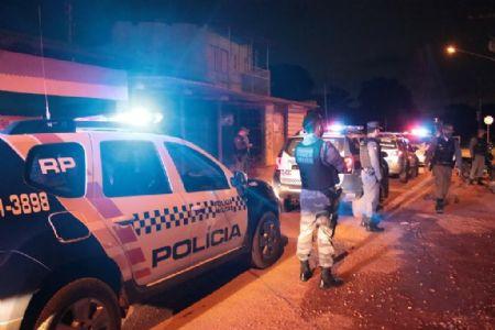 Confresa foi o único entre os maiores municípios da região a registrar um aumento no número de homicídios neste ano. (Crédito: Foto Ilustrativa)