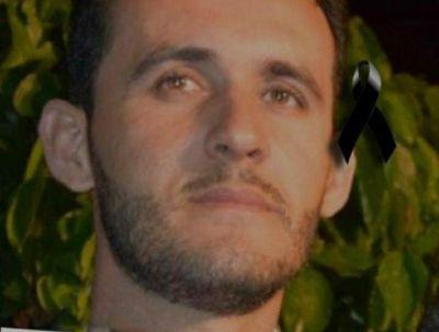 Roberto Gomes Elias, 33 anos, vítima fatal (Crédito: Arquivo pessoal)