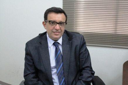 O juiz Carlos Roberto Barros de Campos, da Vara Especializada de Direito Agrário de Cuiabá