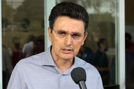 O ex-secretário de Estado de Educação, Ságuas Moraes (Crédito: Reprodução)