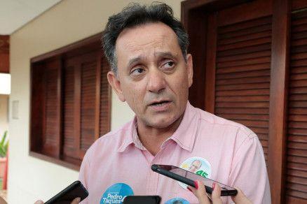 O ex-deputado federal Nilson Leitão: denúncia não recebida (Crédito: Reprodução)