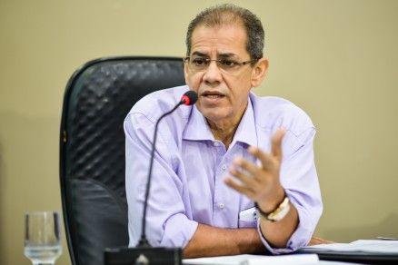 O ex-secretário da Secopa, Maurício Guimarães