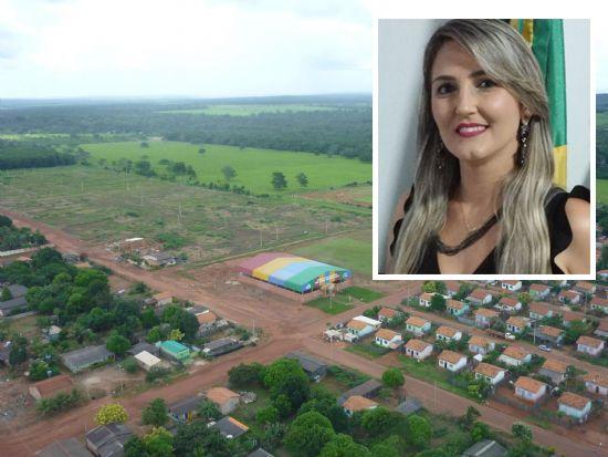 Santa Cruz do Xingu Mato Grosso fonte: www.agenciadanoticia.com.br