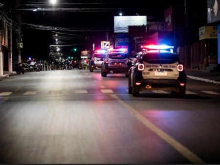 Três pessoas ficaram feridas e foram encaminhadas ao Hospital Municipal de Várzea Grande (Crédito: Agência da Notícia com Reprodução)