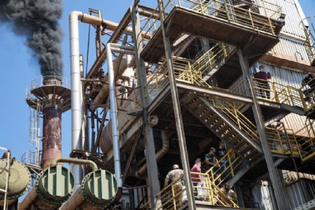 Operação de queima das drogas será feita na empresa Sperafico da Amazônia S/A, localizada na Rodovia dos Imigrantes (Crédito: Agência da Notícia com Reprodução)