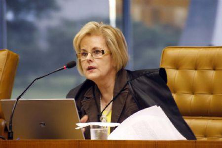 Ministra do STF Rosa Weber, negou pedido de liminar da Senadora Selma Arruda (Crédito: Reprodução)