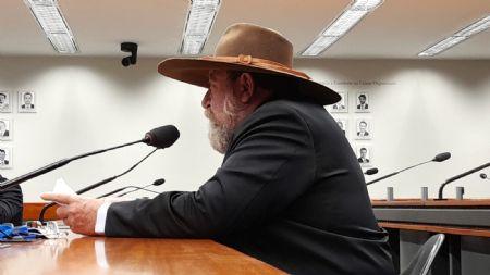Deputado por Mato Grosso lembrou que Vivi Reis teria apoiado Antonio Palloci, ministro da Economia do PT que chegou a ser preso (Crédito: Agência da Notícia com Reprodução)