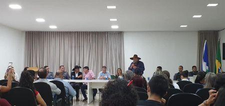 A verba destinada por Barbudo vai para a Escola Militar de Vila Rica e Sinop (Crédito: Agência da Notícia com Reprodução)
