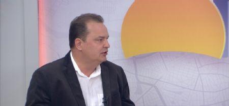O deputado Max Russi (PSB) (Crédito: TV Centro América)
